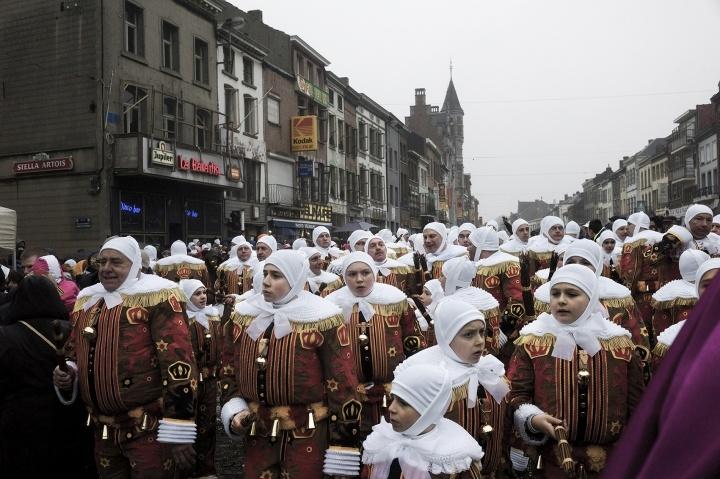 Mardi Gras at Binche