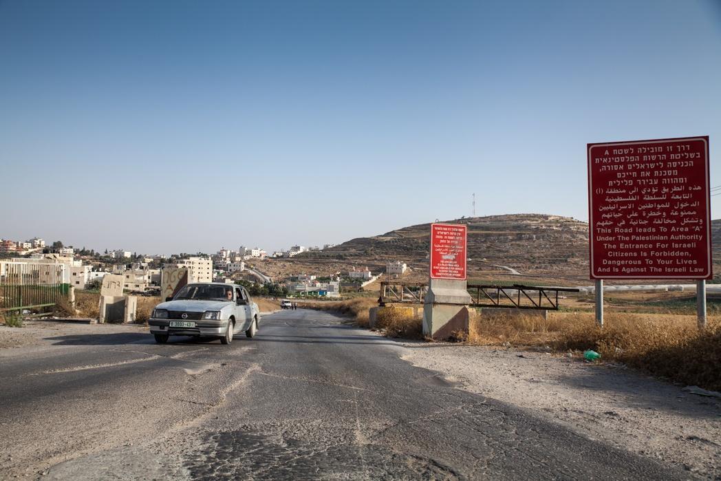 Al-fawwar camp, West Bank