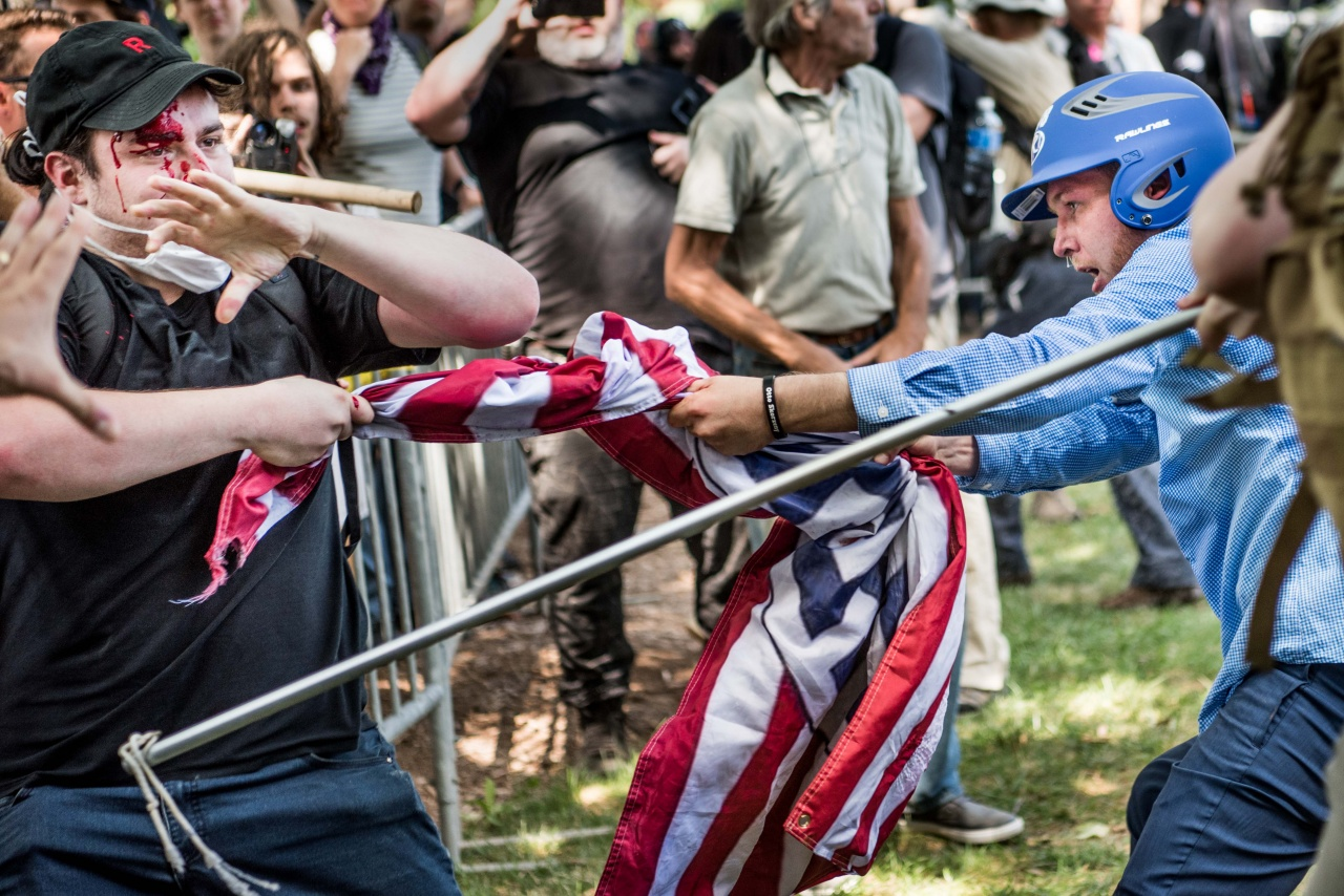 Photos: Unite the Right Rally Turns Deadly