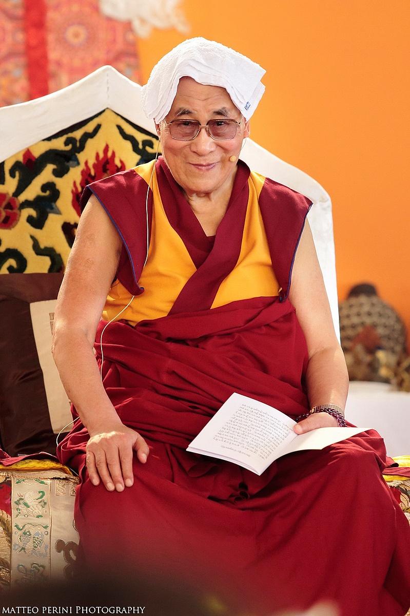 The Dalai Lama - Tensing Gyatso