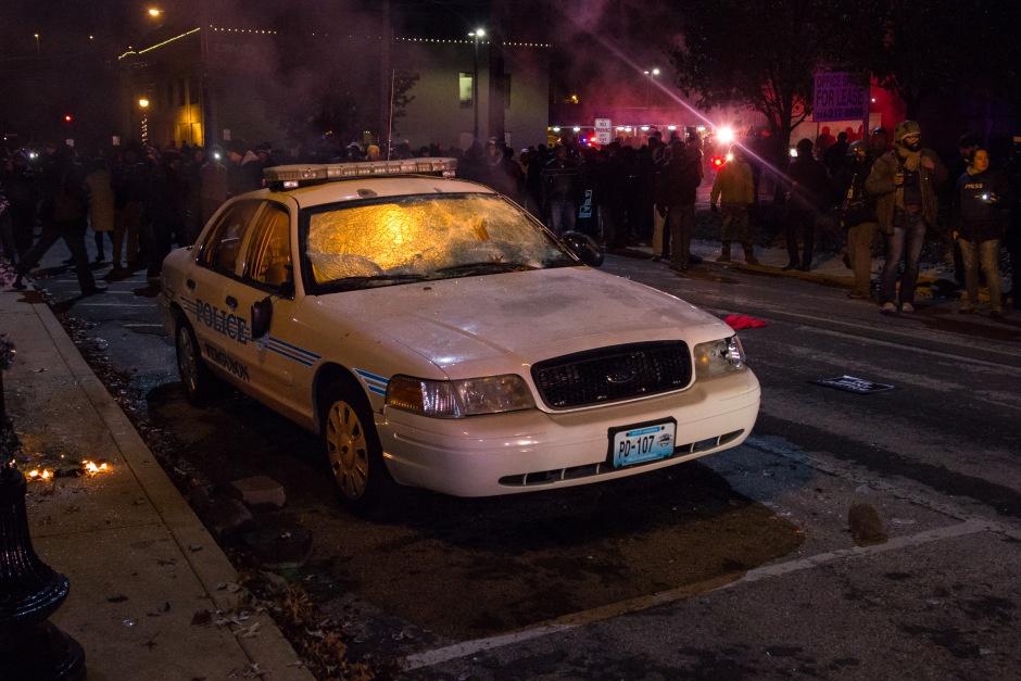 Ferguson Police Car