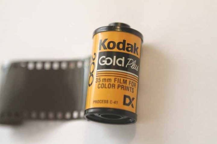 Kodak files bankruptcy - first photo in NYC daily