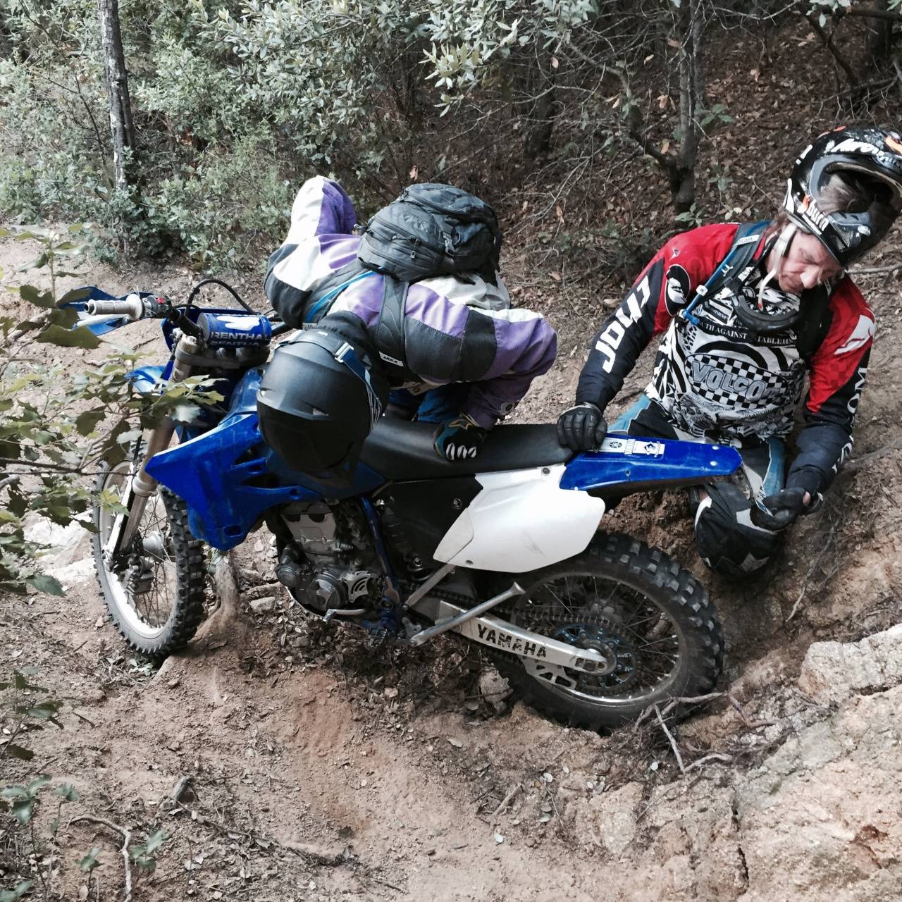 Enduro in spain