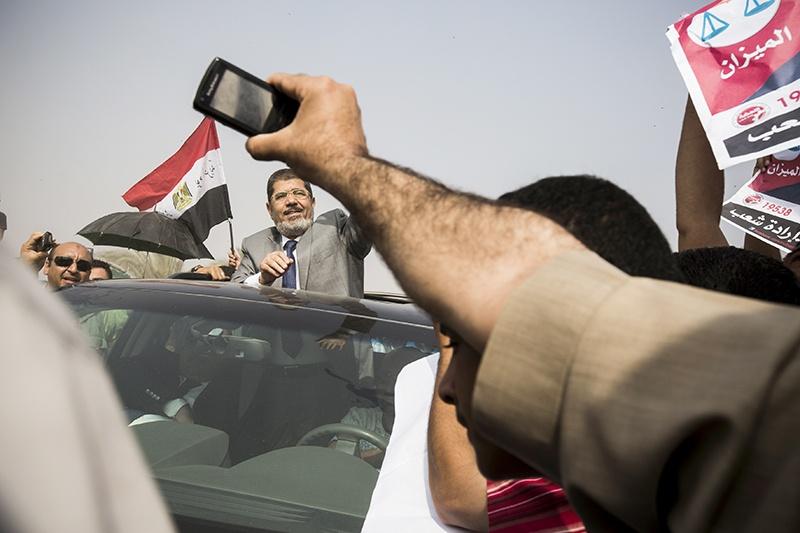 Morsi Campaign Trail
