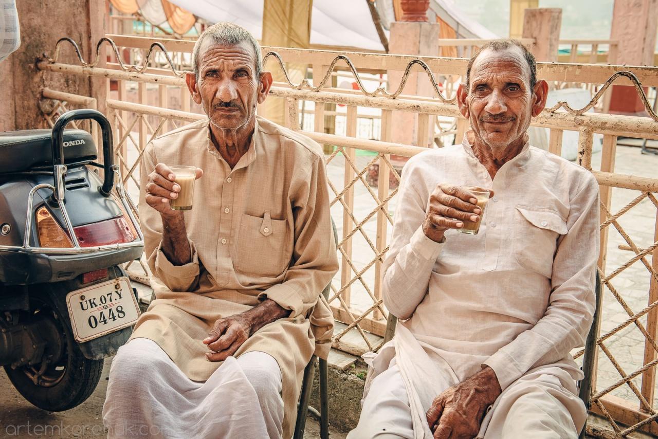 India trip report