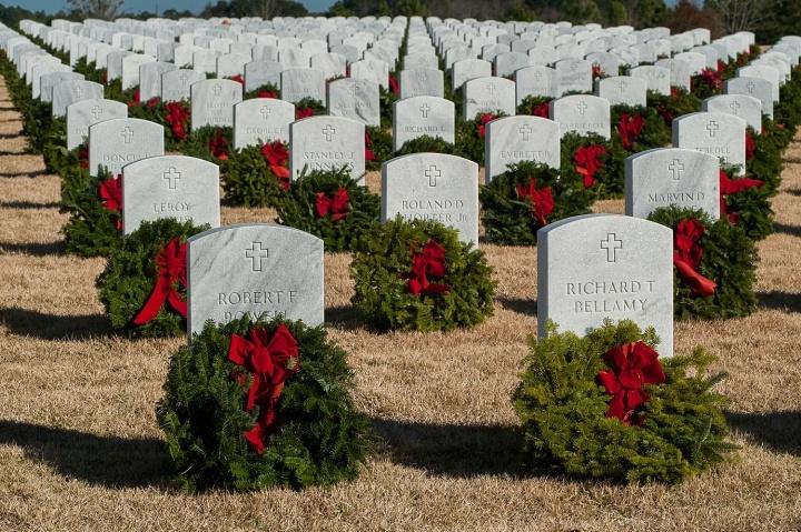 Wreaths Across America in Jacksonville