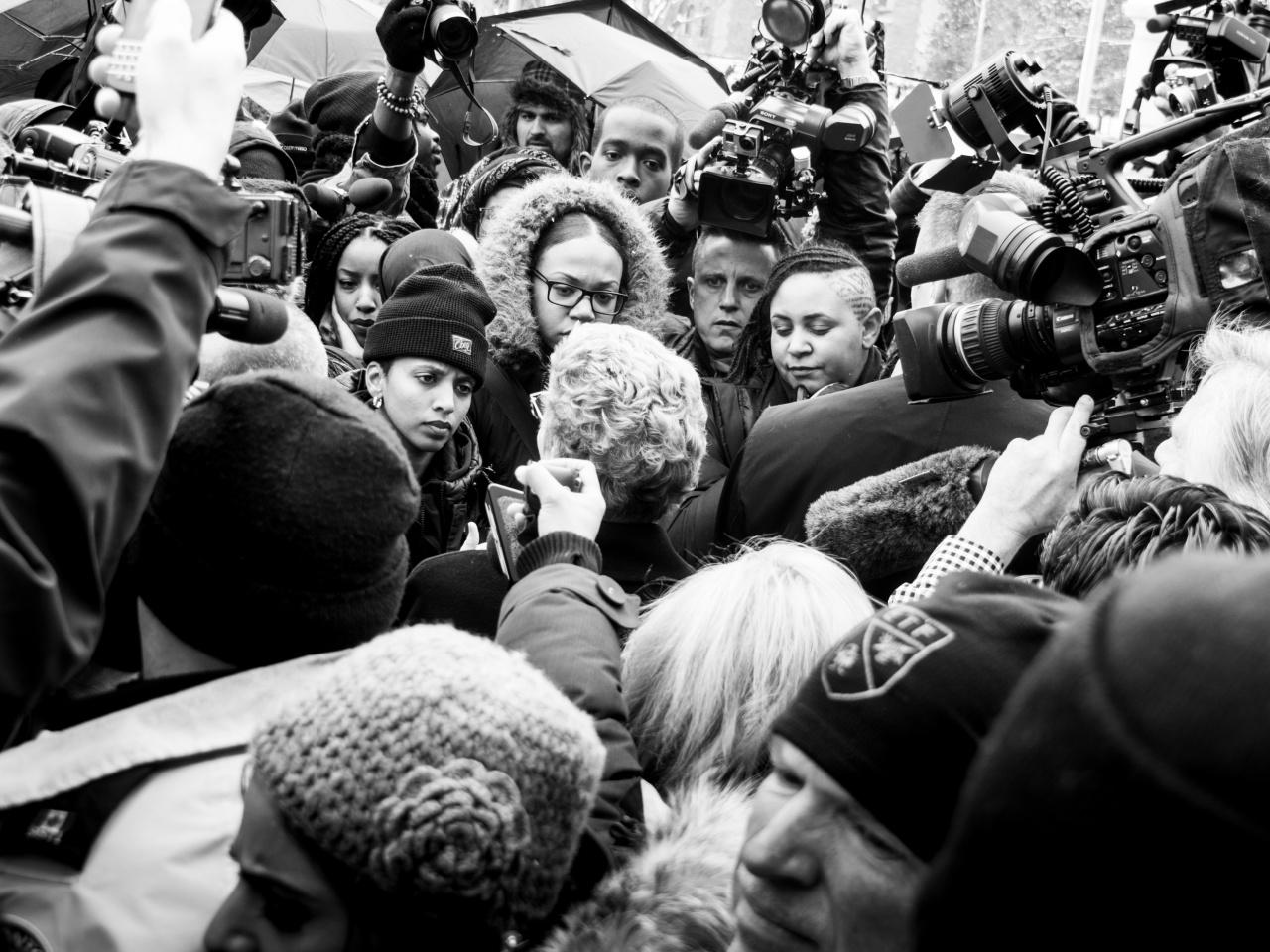 Black Lives Matter - Toronto