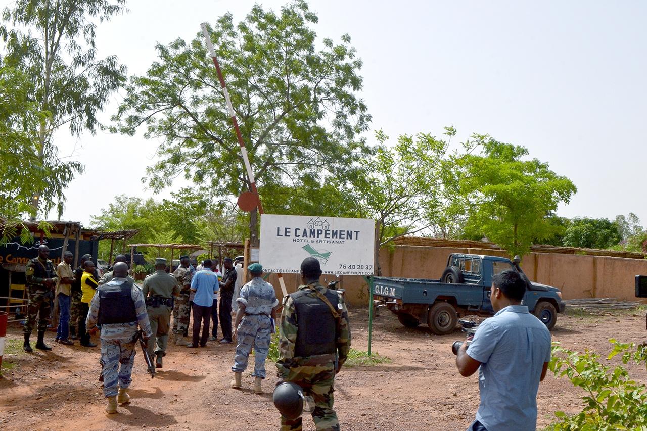 Jihadist Attack of the Camps