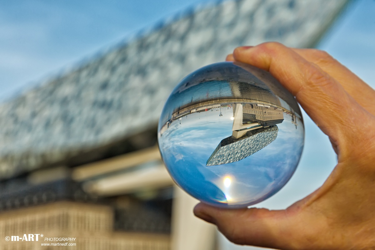Magic Glass - Conceptual Photography