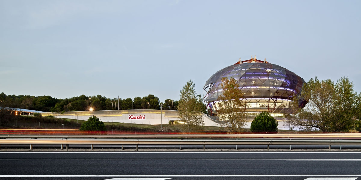 iGuzzini headquarters - Mias arquitectes