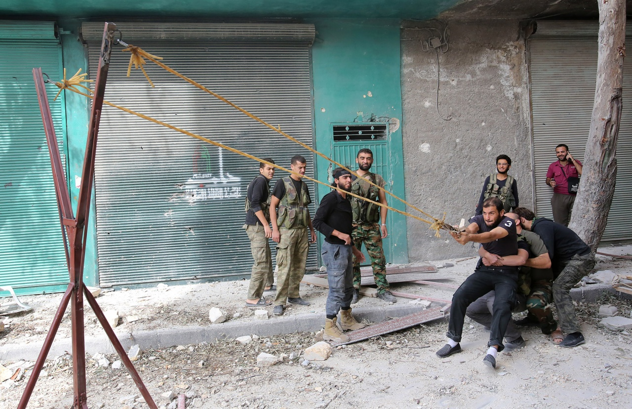 Aleppo Struggle