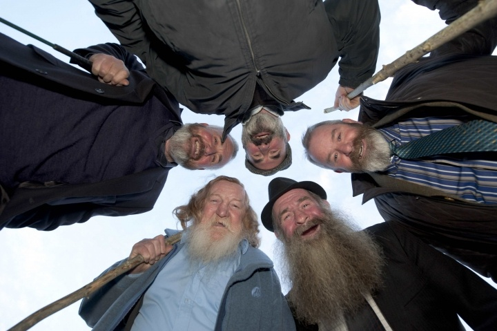 A Gathering of facial hair