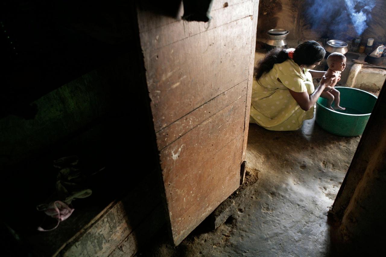 Poverty in Sri Lanka