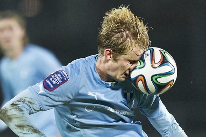 Malmö FF, Filip Helander, Soccerplayer