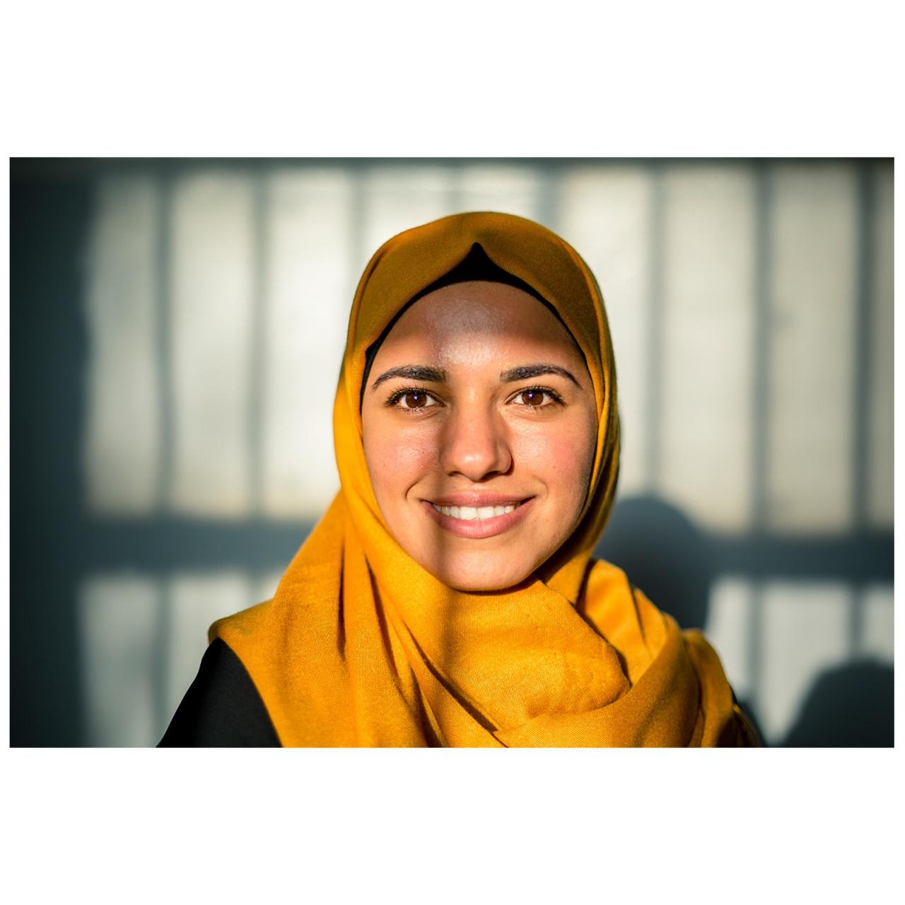Syrian Refugee Student