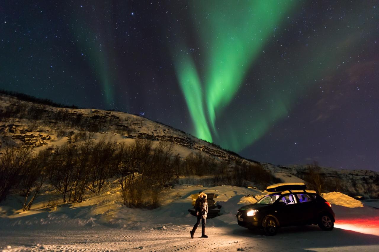 Norway/Aurora Borealis