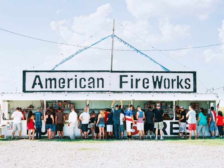 Fireworks Stands Across Texas