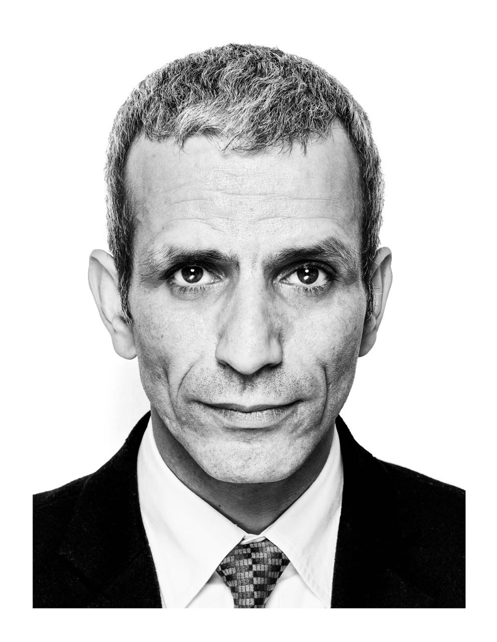 portrait Malek Boutih