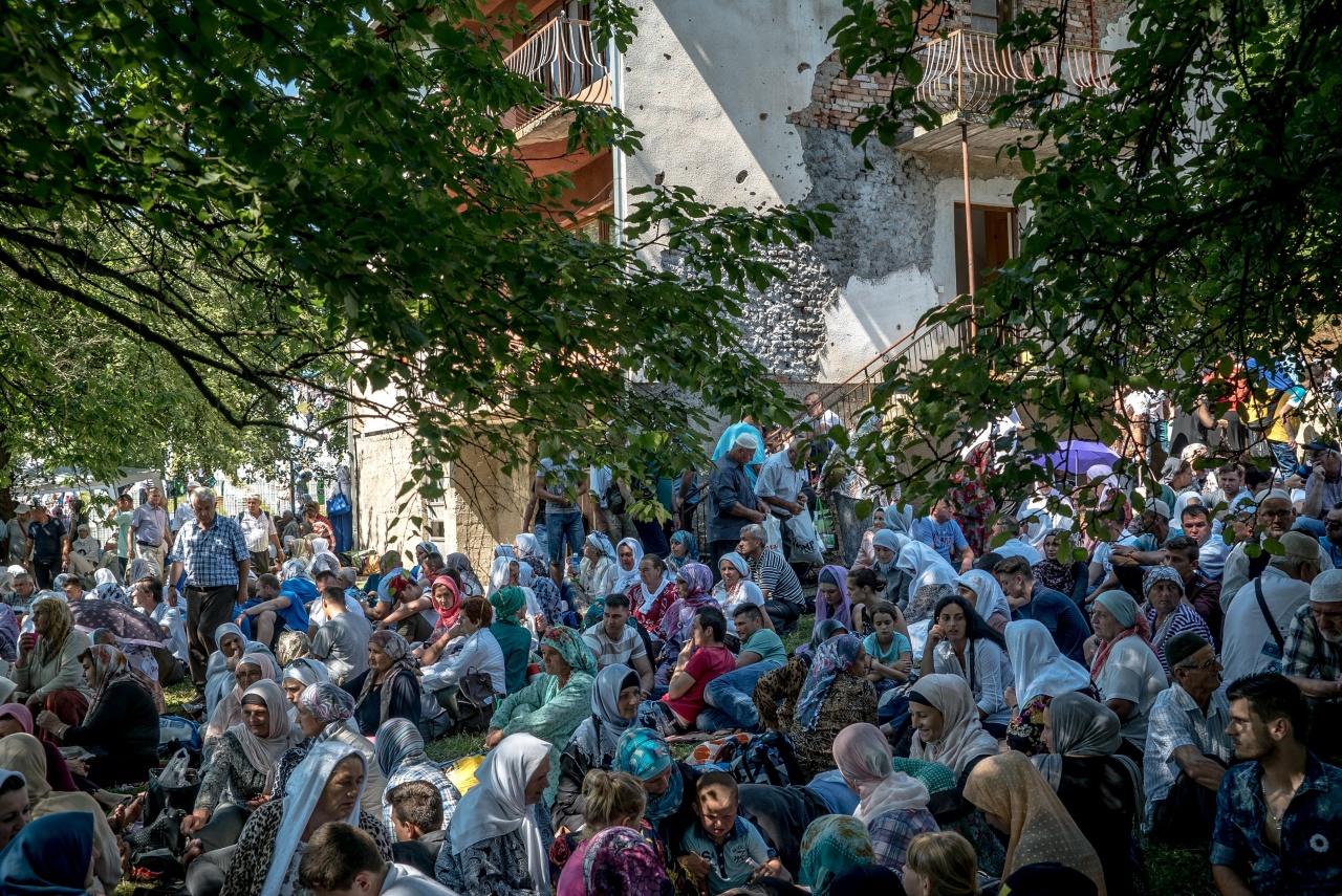 Srebrenica 2016