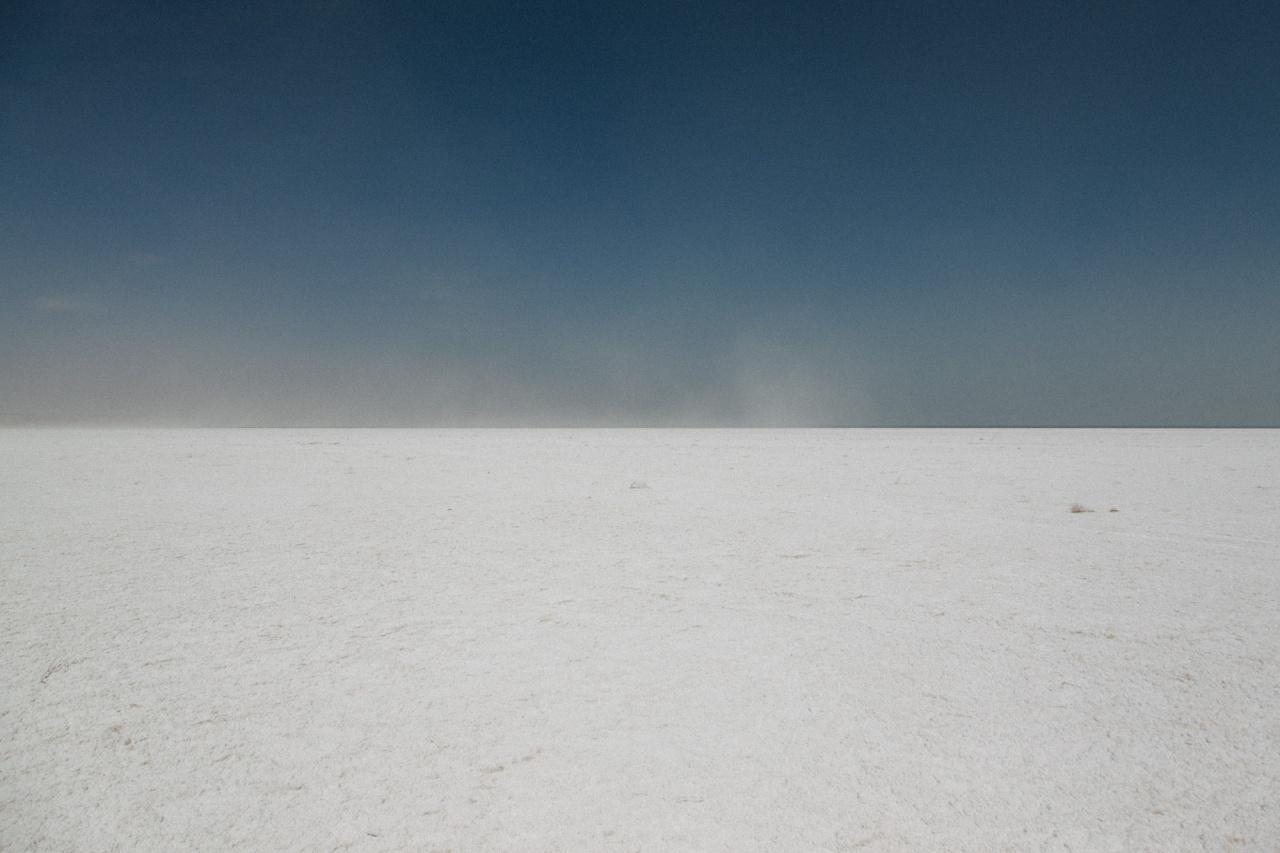 Aralkum Landscape