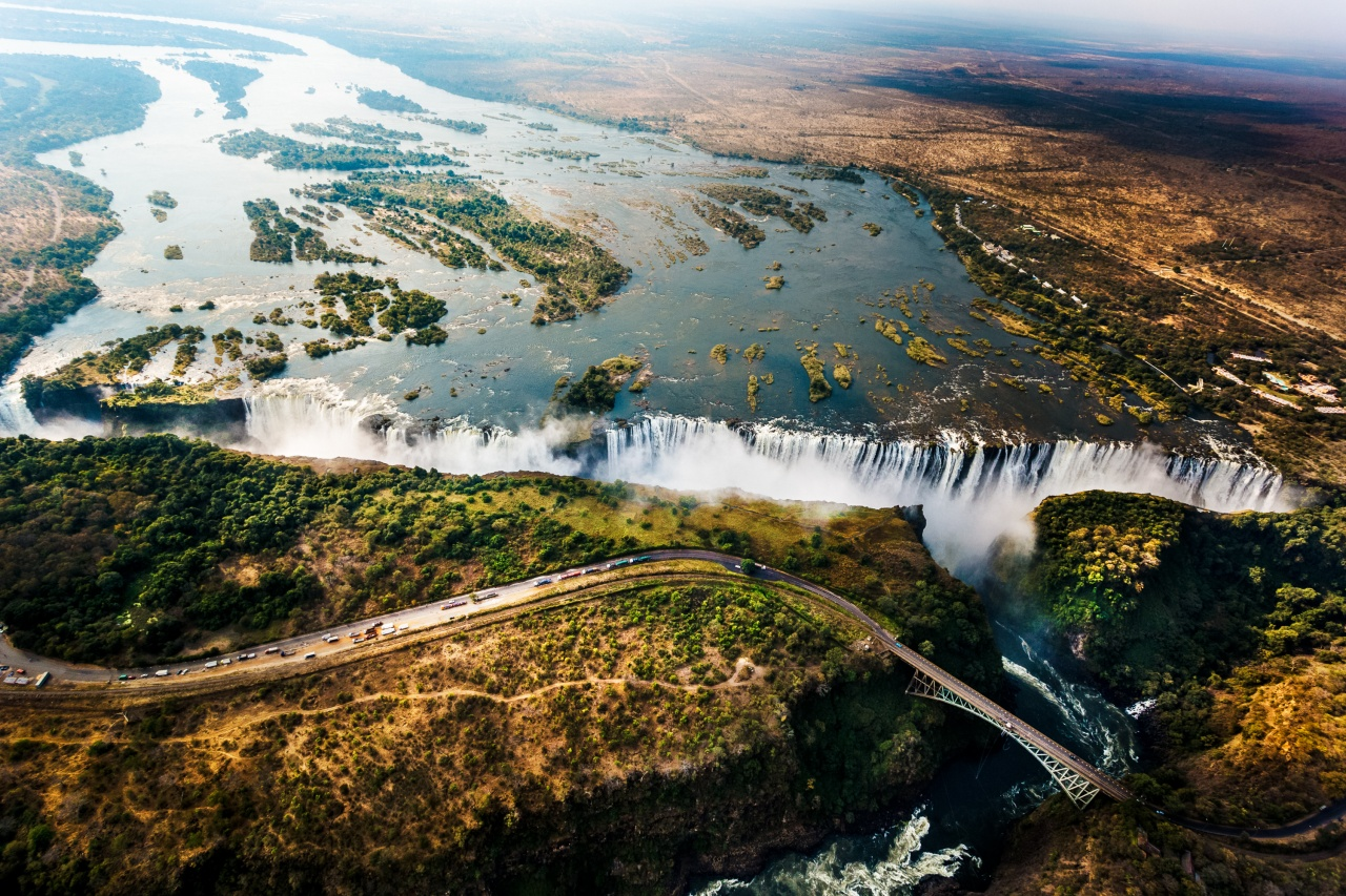 Above the Zambezi