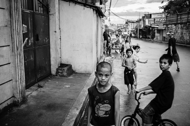 The Slums of Manila