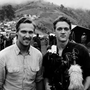 Dennis and Patrick Weinert