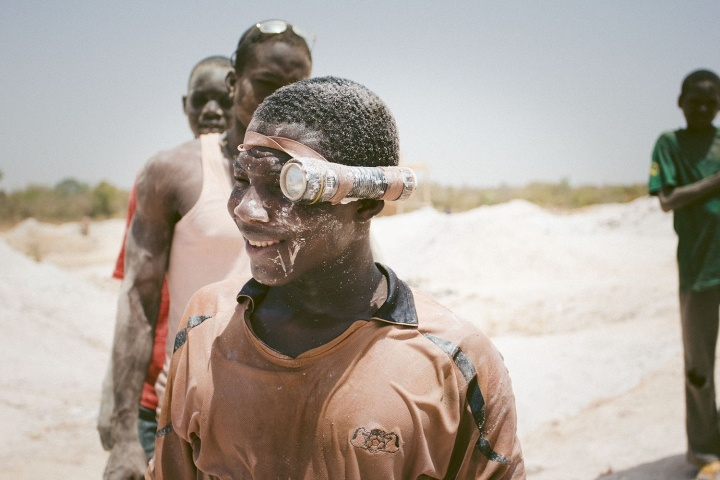 The Gold Mines of Burkina Faso