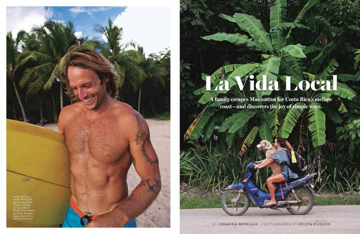 National Geographic Traveler - Costa Rica Feature