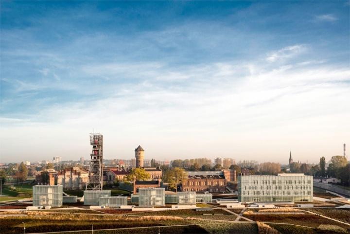 Silesian Museum  by Riegler Riewe Architekten
