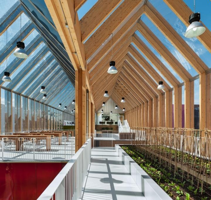 Spanish Pavilion by b720 Fermin Vazquez