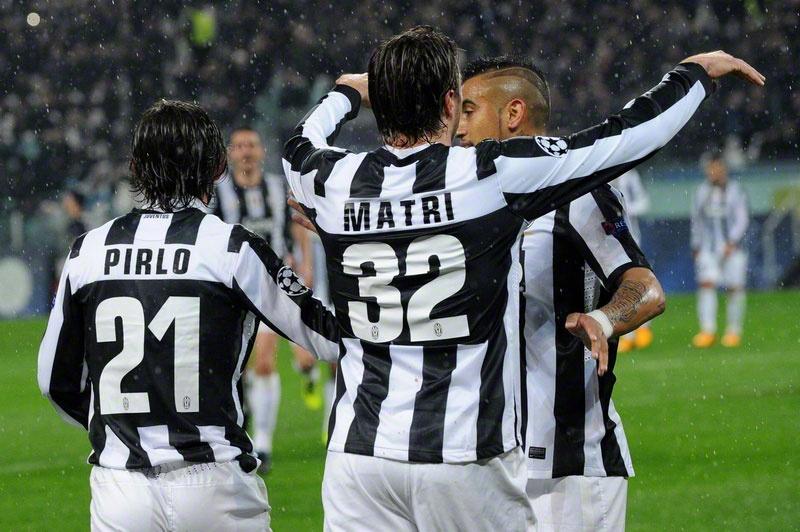 Juventus Vs Celtic