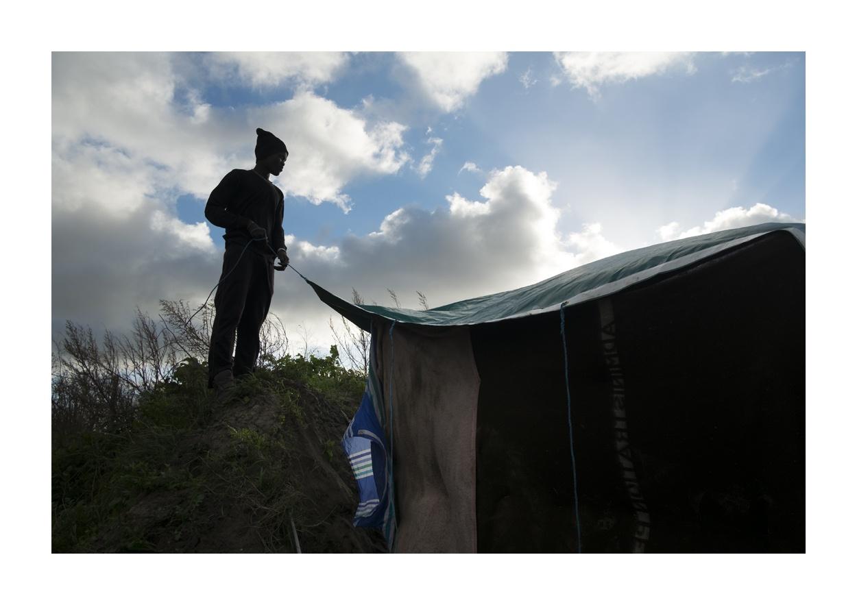 Dans la Jungle de Calais