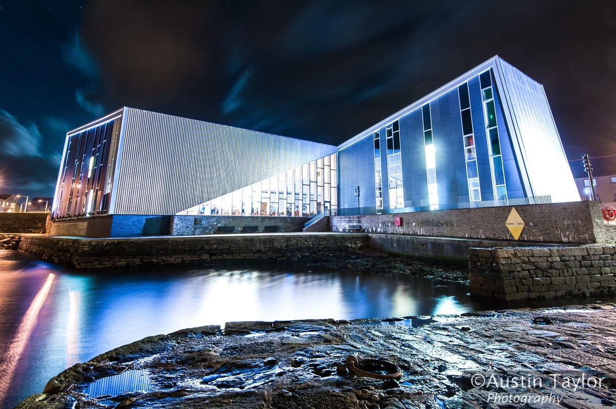 Mareel, Lerwick, Shetland