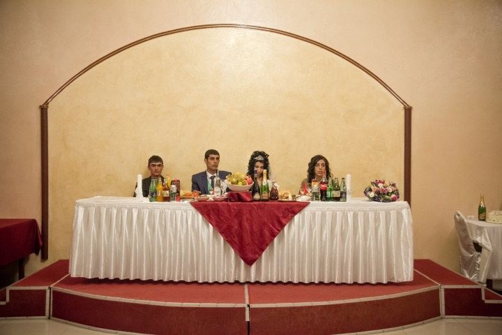 Yezidi wedding.