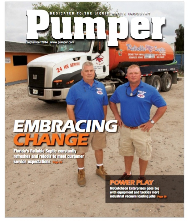 Pumper magazine