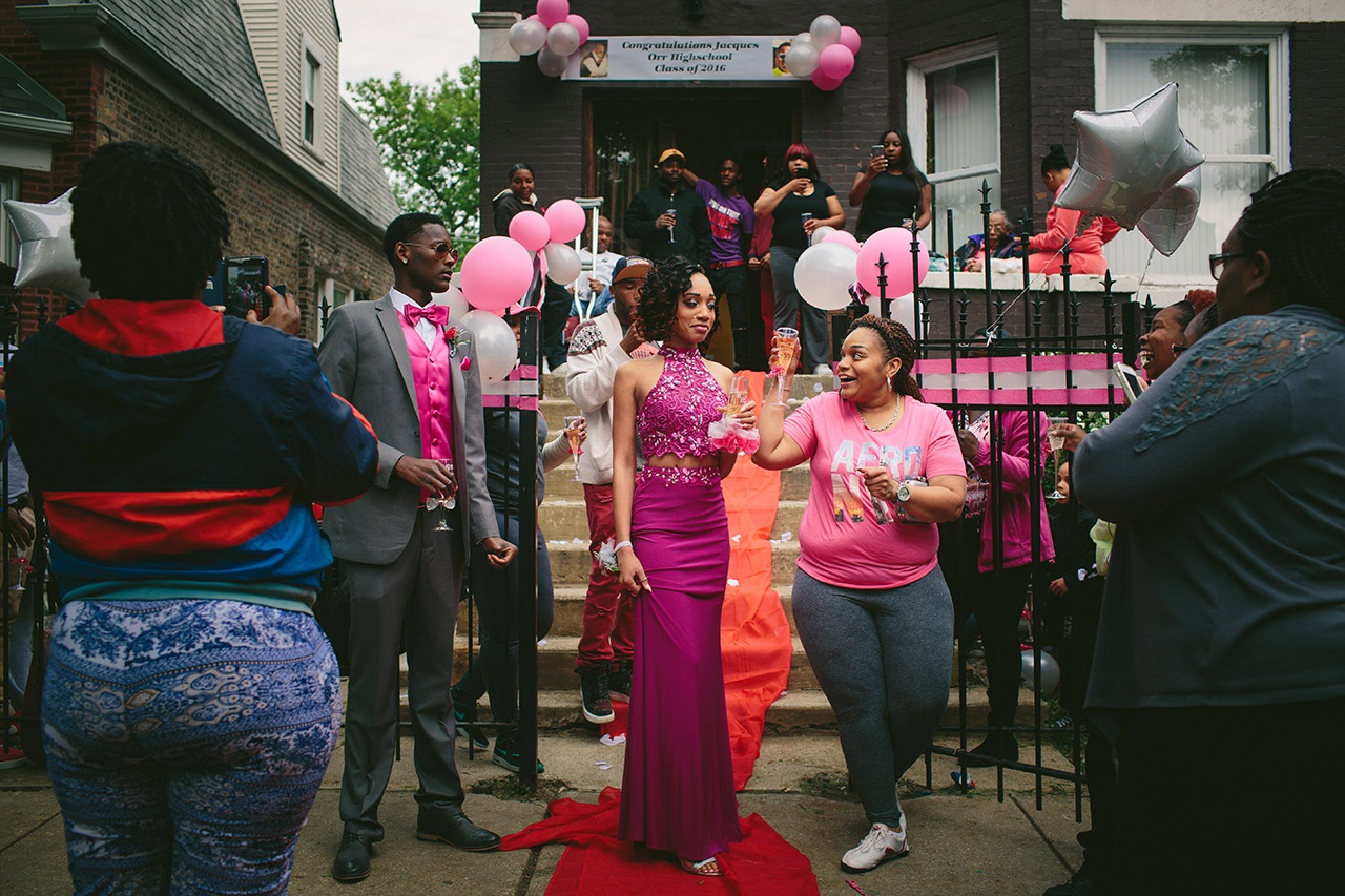 Rites of Passage: Prom send-off