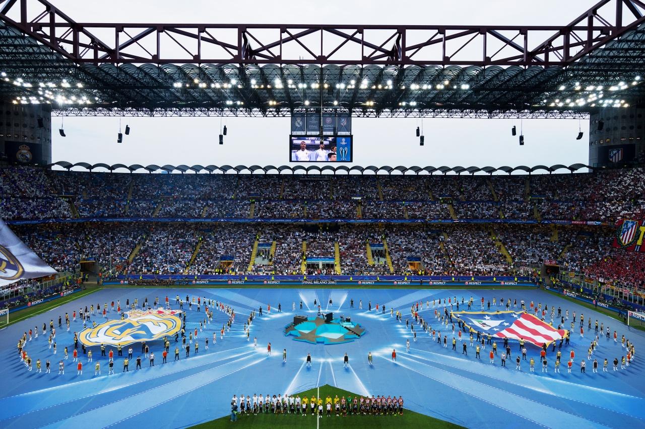 UEFA CL Final @Milano