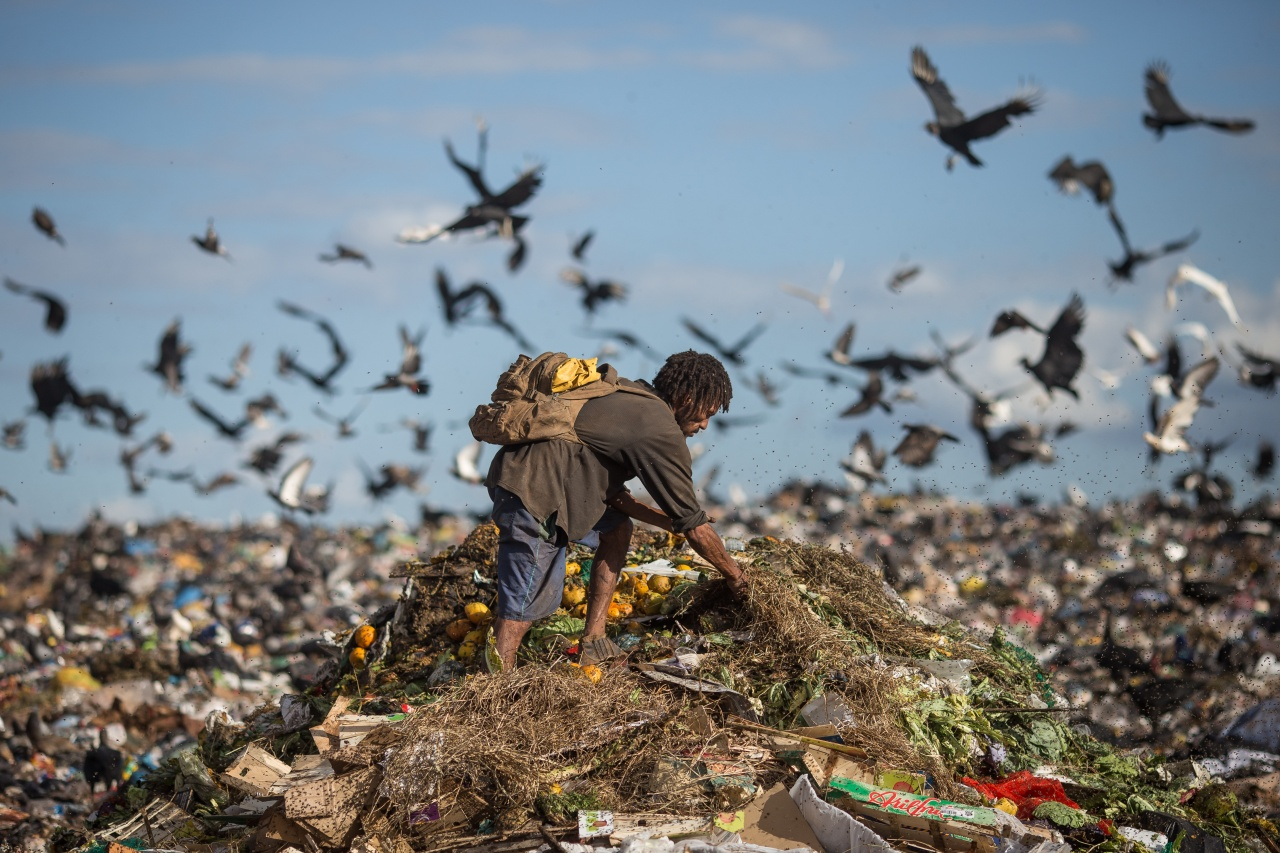 THE BIGGEST CITY DUMP IN LATIN AMERICA