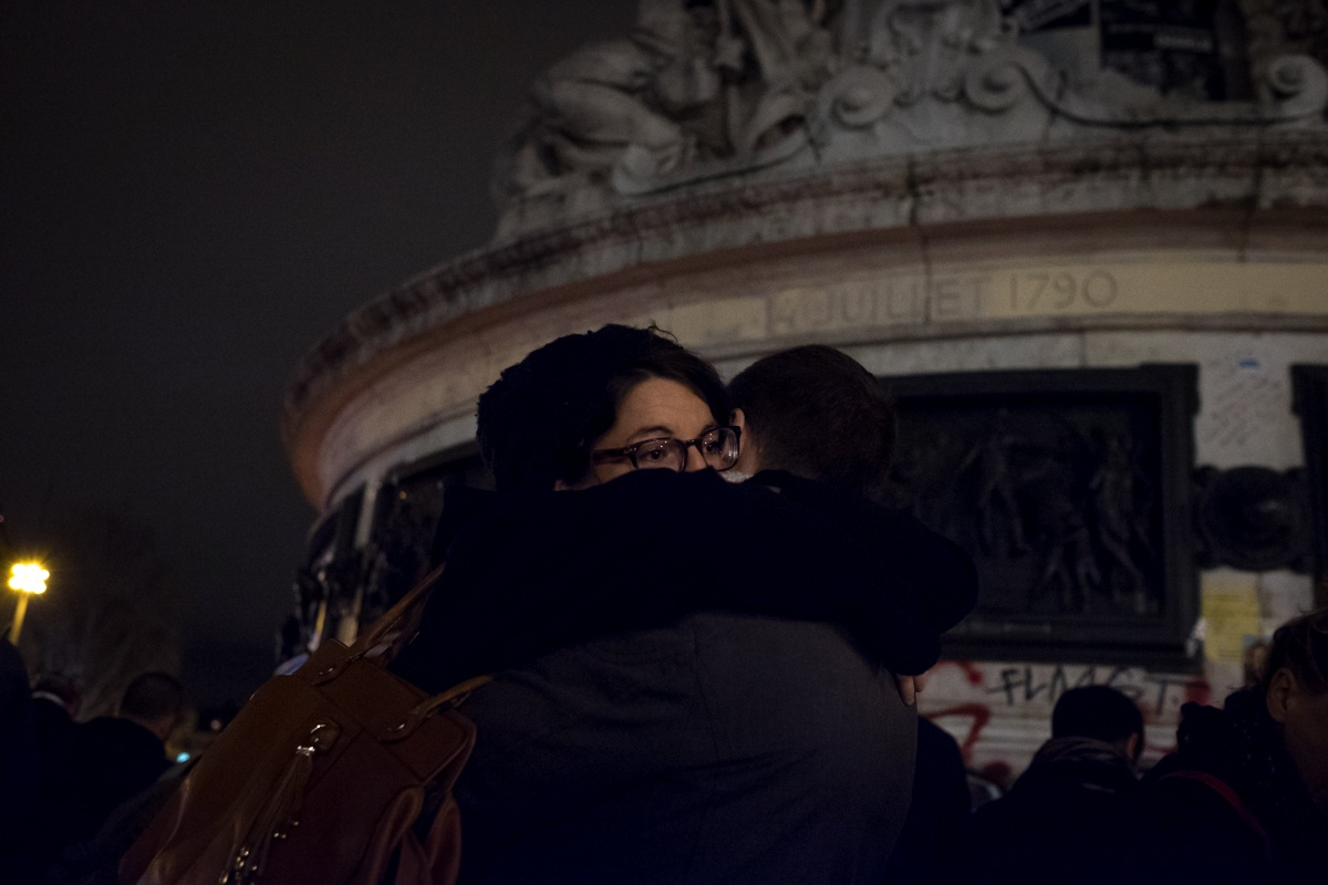 PARIS ATTACK - The aftermath