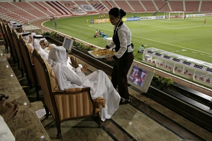 Qatar, football lovers