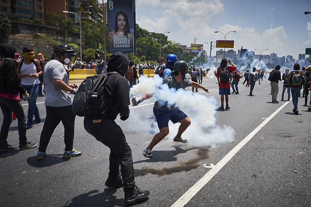 Venezuela 26 april