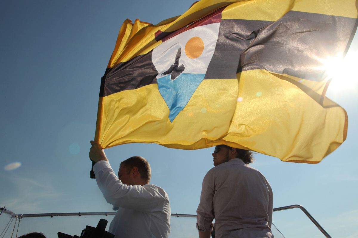 Liberland, the new Libertarian Eldorado