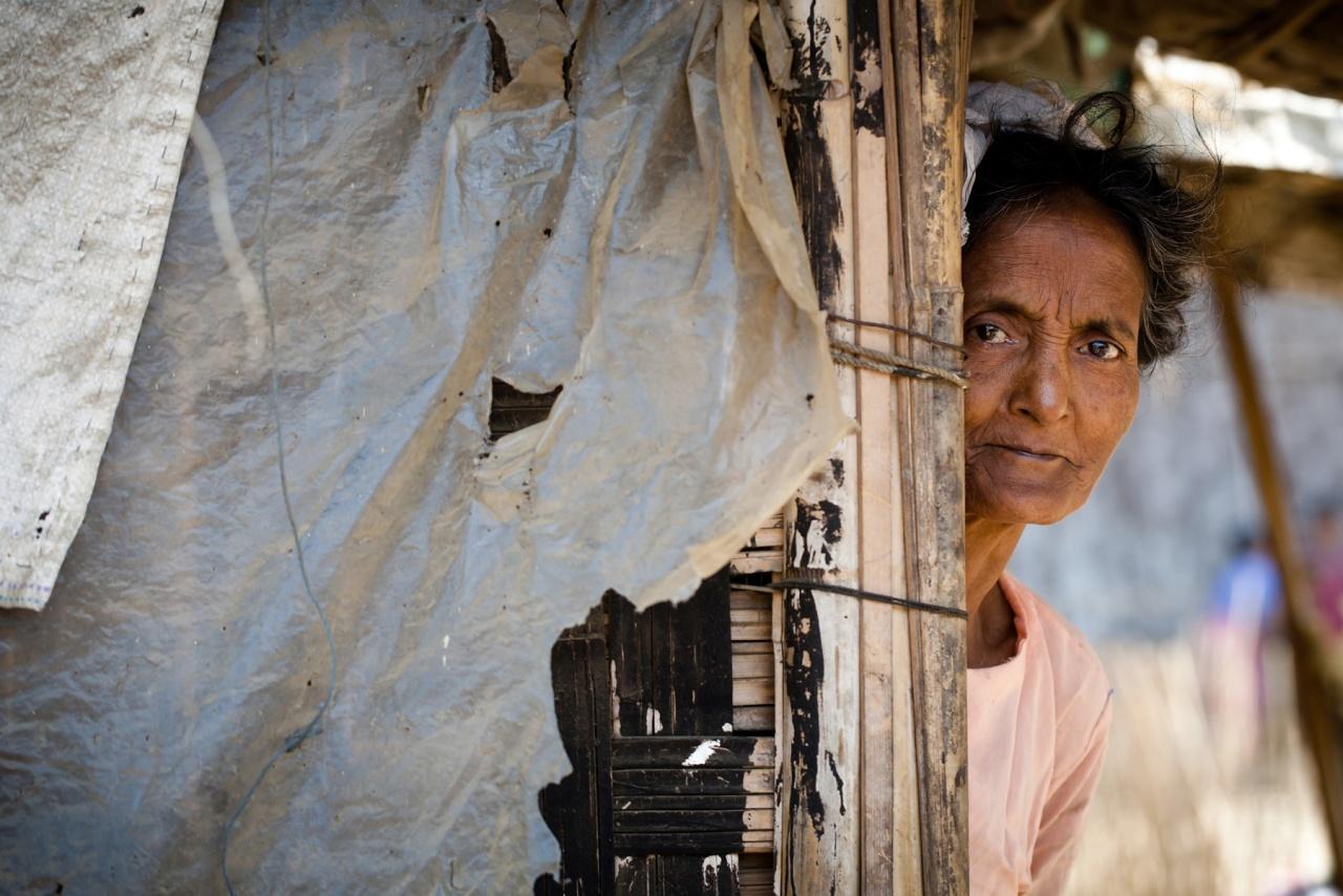 Statelsess Rohingya