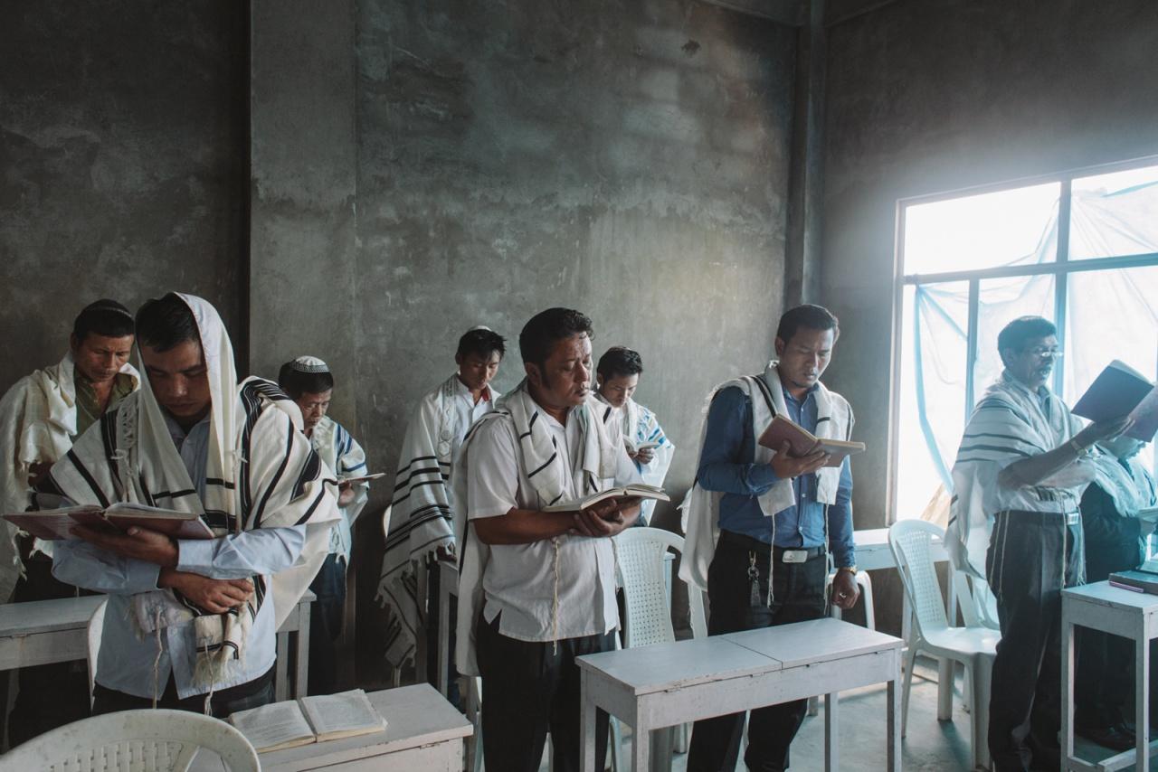 Lost Tribe Jews - 01