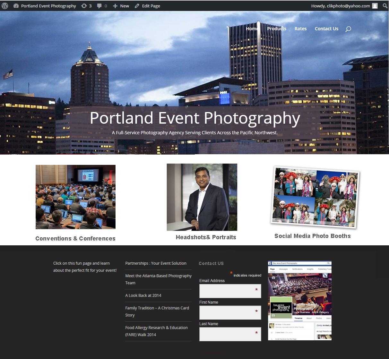 Visit Porland Event Photography