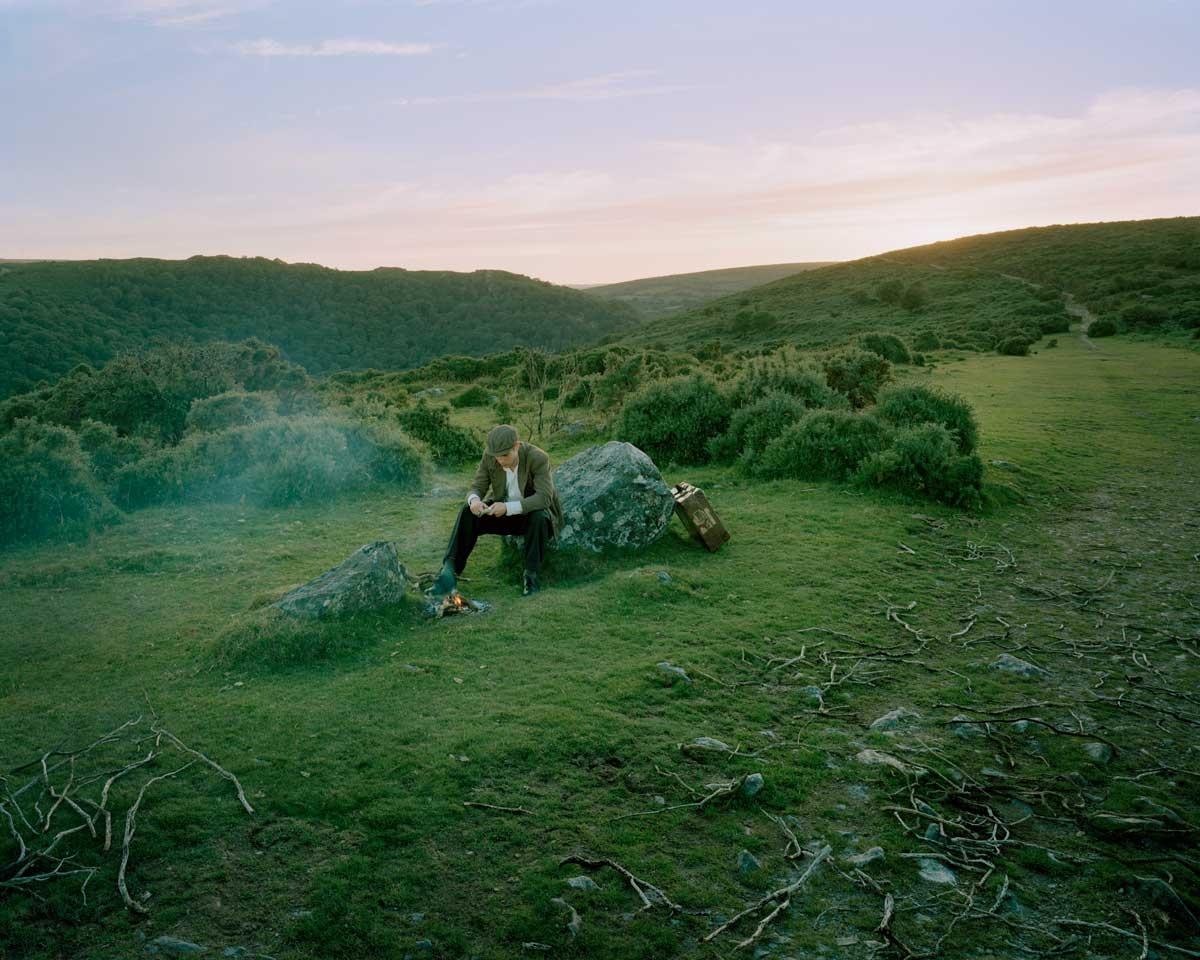 Quinn on Dartmoor