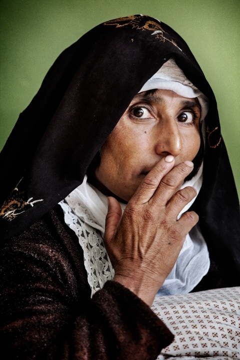 STOP TB - The Afghanistan Portraits