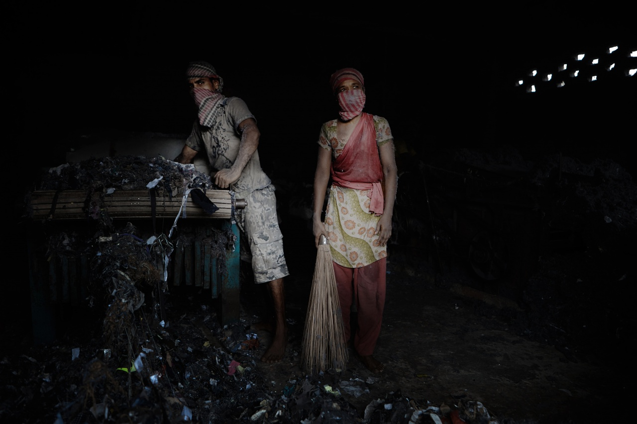 Workers. Dhaka, Bangladesh.