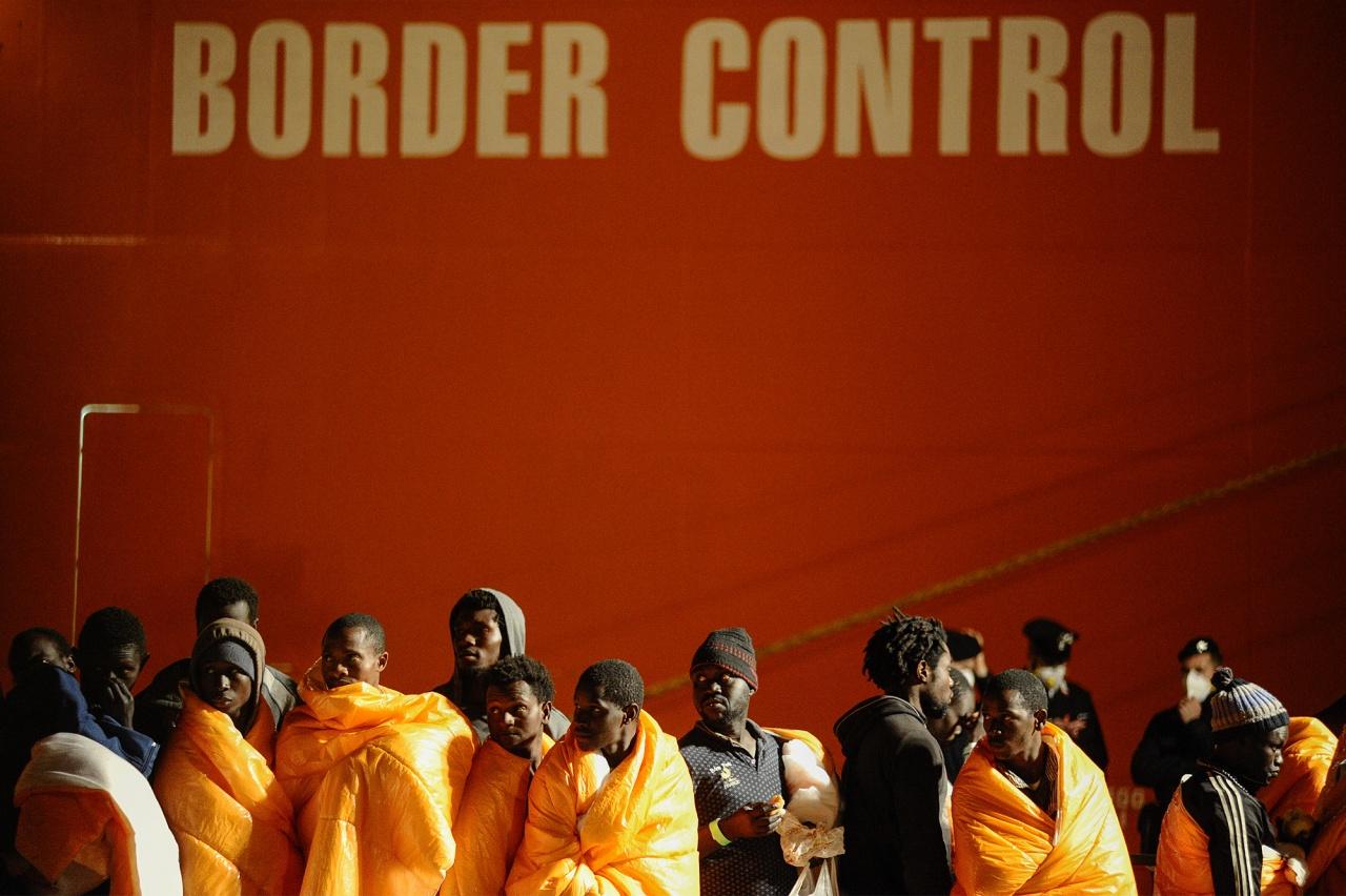 Mediterranean migration crisis